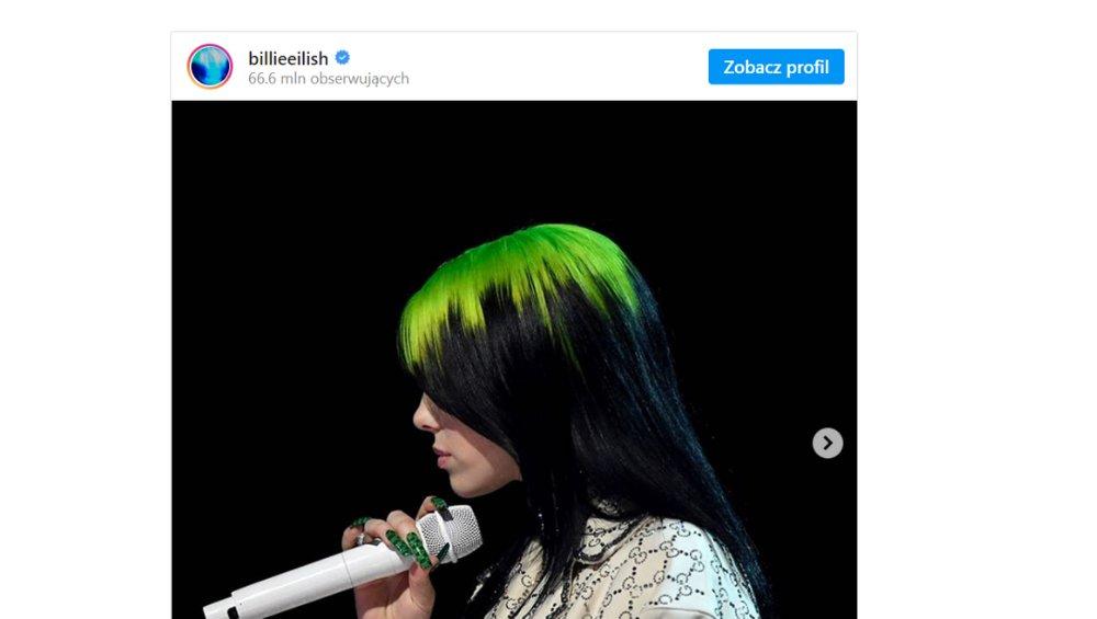 Billie Eilish: nowa piosenka tuż, tuż! Kiedy premiera?