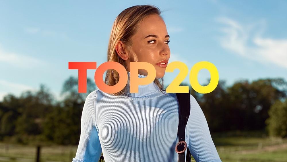 Jagoda Dąbrowska przejmuje TOP 20!