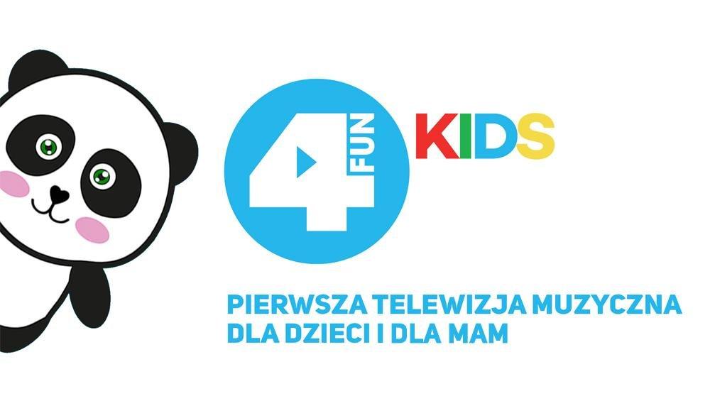 4FUN KIDS: wystartowała muzyczna telewizja dla dzieci! Oferta programów dla najmłodszych