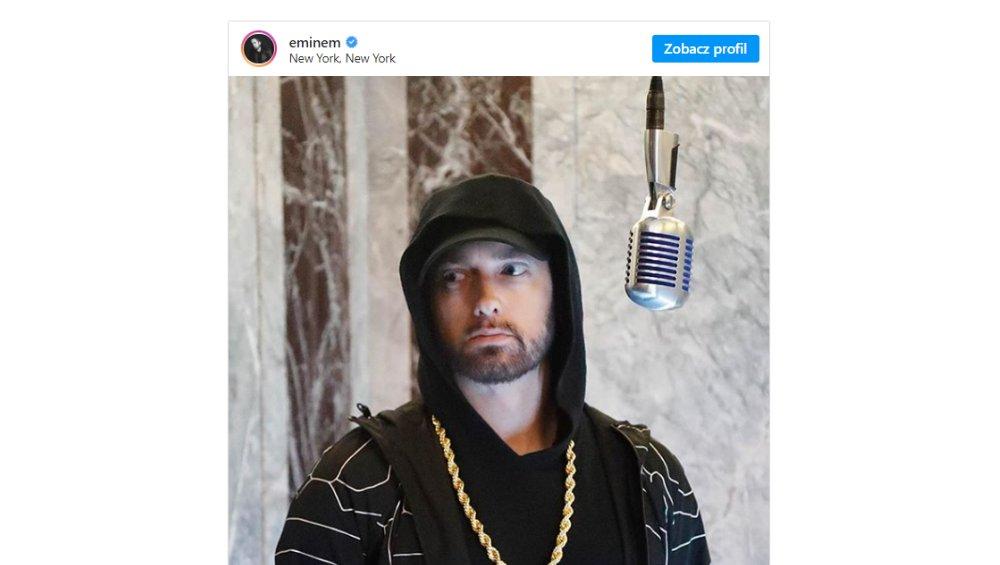 Eminem: włamywacz chciał zabić rapera?! Szokujące doniesienia