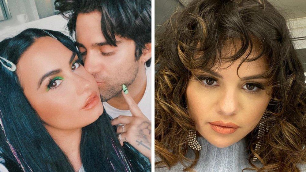 Demi Lovato w konflikcie z Seleną Gomez przez… narzeczonego? Ostre słowa wokalistki