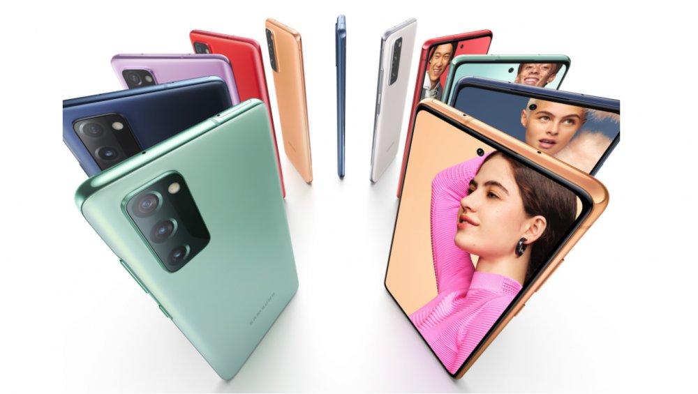Kolorowe smartfony podbiją rynek? Nowy Samsung Galaxy otwiera się na młodych
