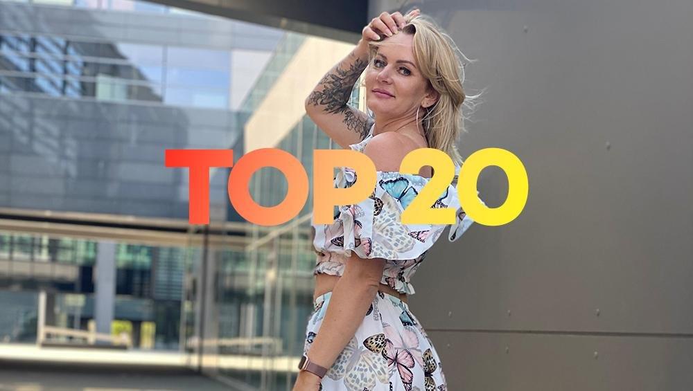 Mama Na Siłowni przejmuje TOP 20!