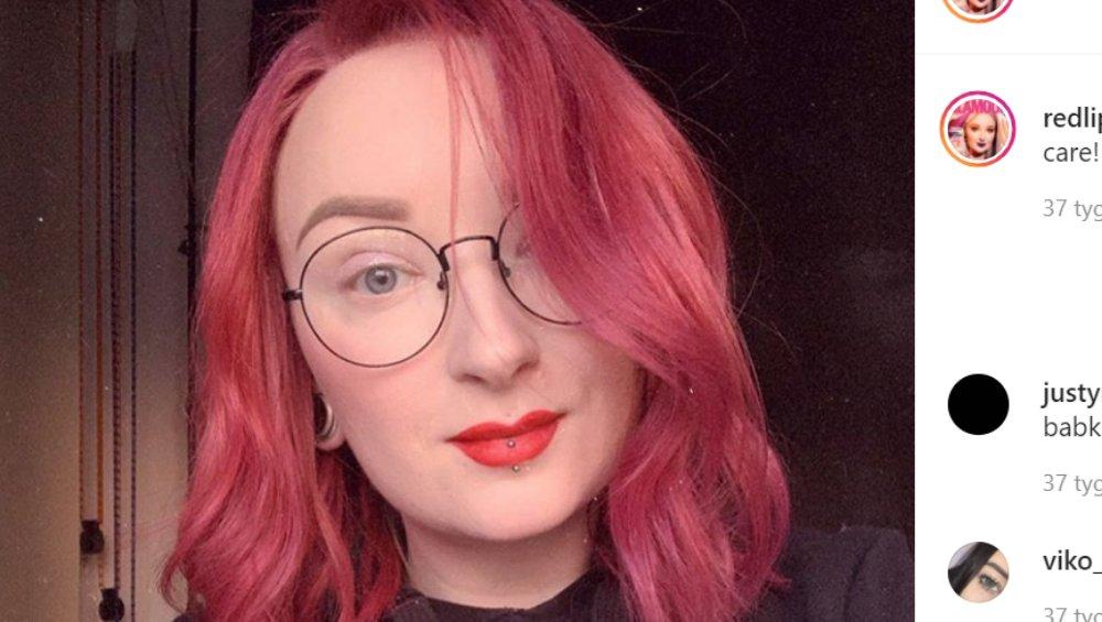 Red Lipstick Monster ma koronawirusa. Opowiedziała jak się czuje