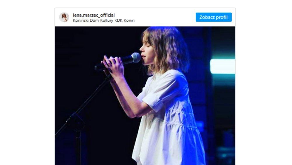 Eurowizja Junior 2020: Lena Marzec ma szanse na wygraną?