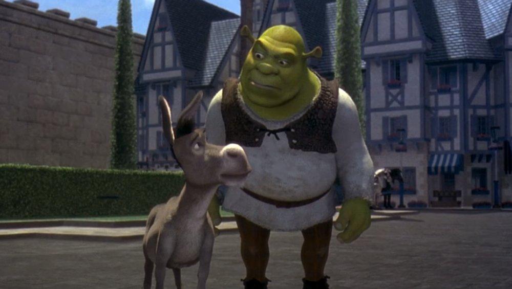 Osioł ze Shreka to zaczarowany CHŁOPIEC?