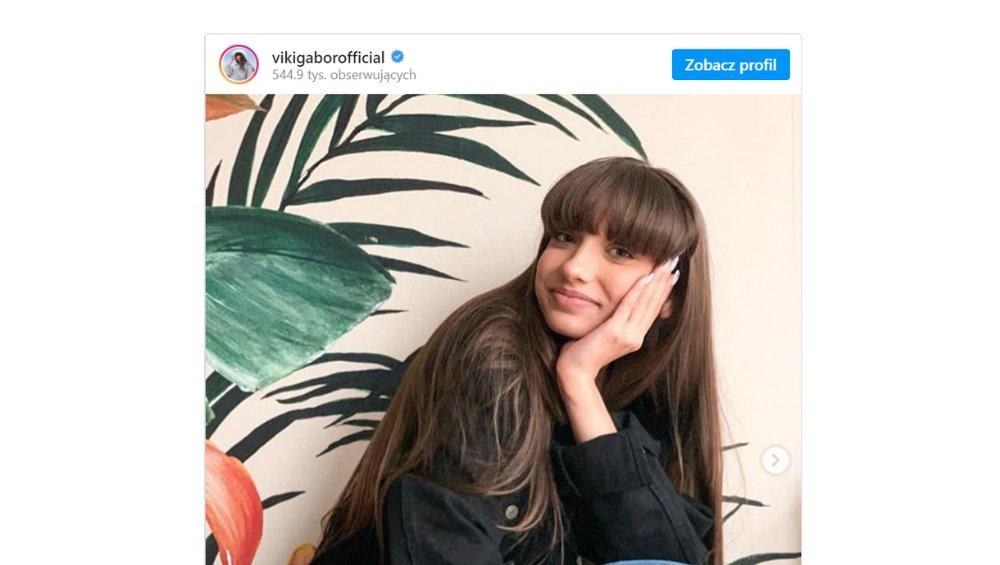 """Viki Gabor: koledzy zazdroszczą jej sławy? """"Jestem jaka jestem"""""""