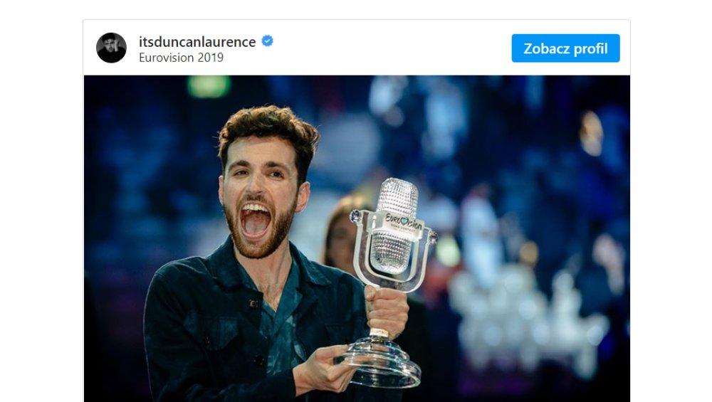 Duncan Laurence zaręczony! Kim jest partner zwycięzcy Eurowizji 2019?
