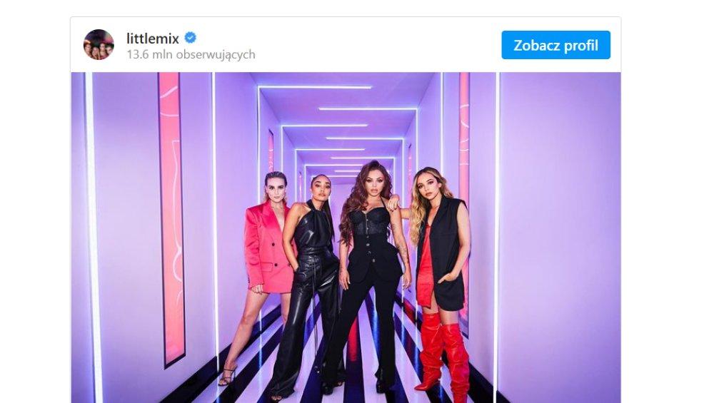 Little Mix bez jednej wokalistki! Jest oświadczenie
