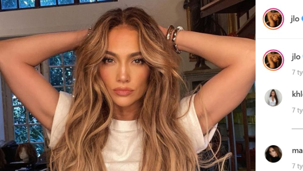 Jennifer Lopez NAGO! Pokazała gorące wideo