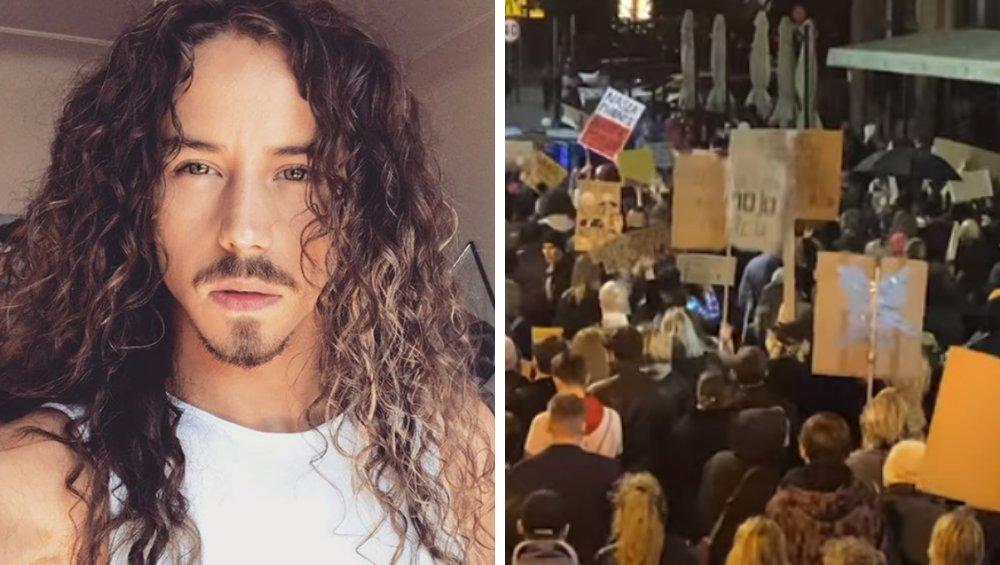 Strajk kobiet: Michał Szpak – nowa piosenka to protest song. Posłuchaj