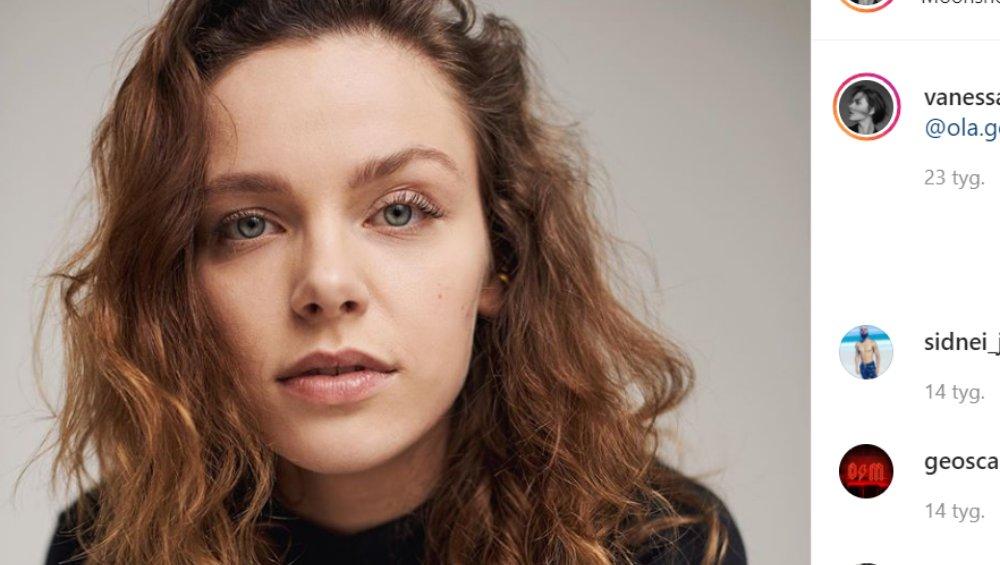 Vanessa Aleksander to nadzieja polskiego aktorstwa? Ma na koncie duże role