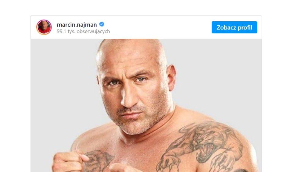 Fame MMA: Marcin Najman DOŻYWOTNIO zdyskwalifikowany! Federacja podejmie kroki prawne