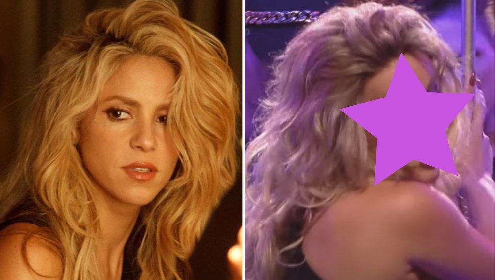 Marta Gałuszewska jako Shakira! Będzie najlepsza? [WIDEO]
