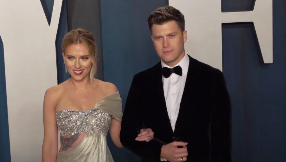Scarlett Johansson wzięła ślub! Kim jest trzeci mąż aktorki?