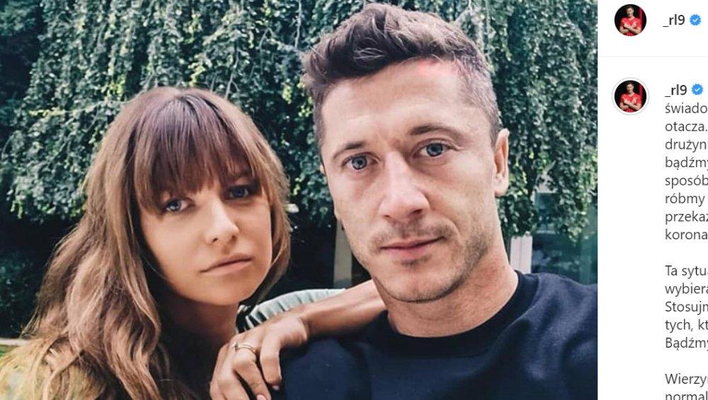 Robert i Anna Lewandowscy szantażowani? Wyciekły rozmowy z byłym menadżerem