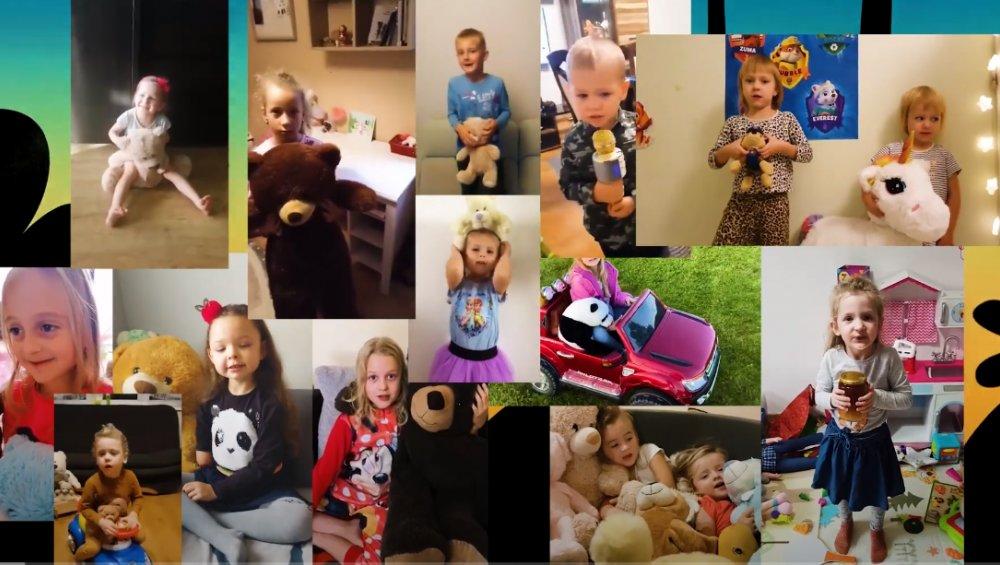 Nasi widzowie w teledysku 4FUN KIDS – zobacz klip do Jadą, Jadą Misie!