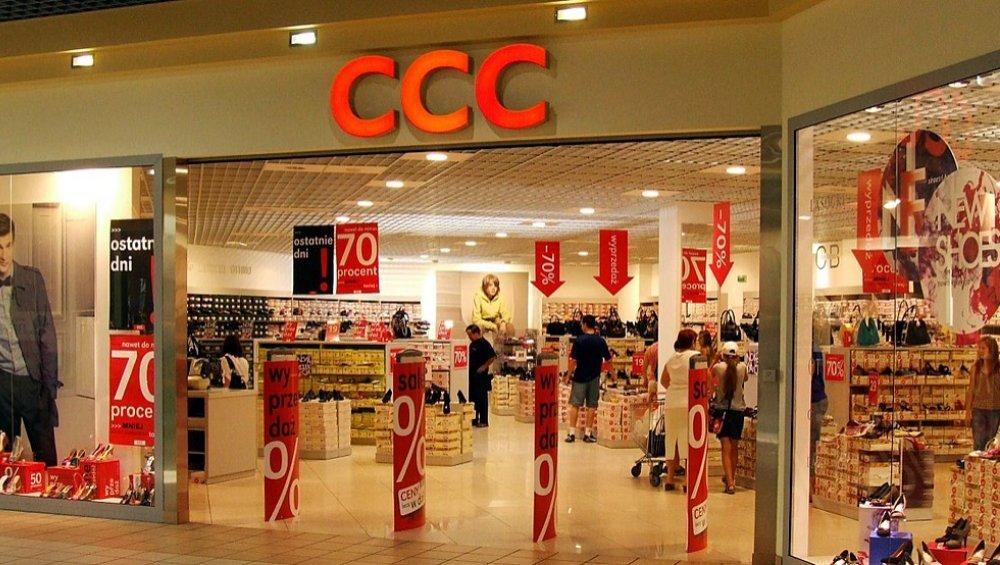 CCC zamyka sklepy. Zniknie ich ponad 100