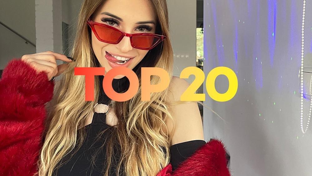 Marianne przejmuje TOP 20 na Nowy Rok!