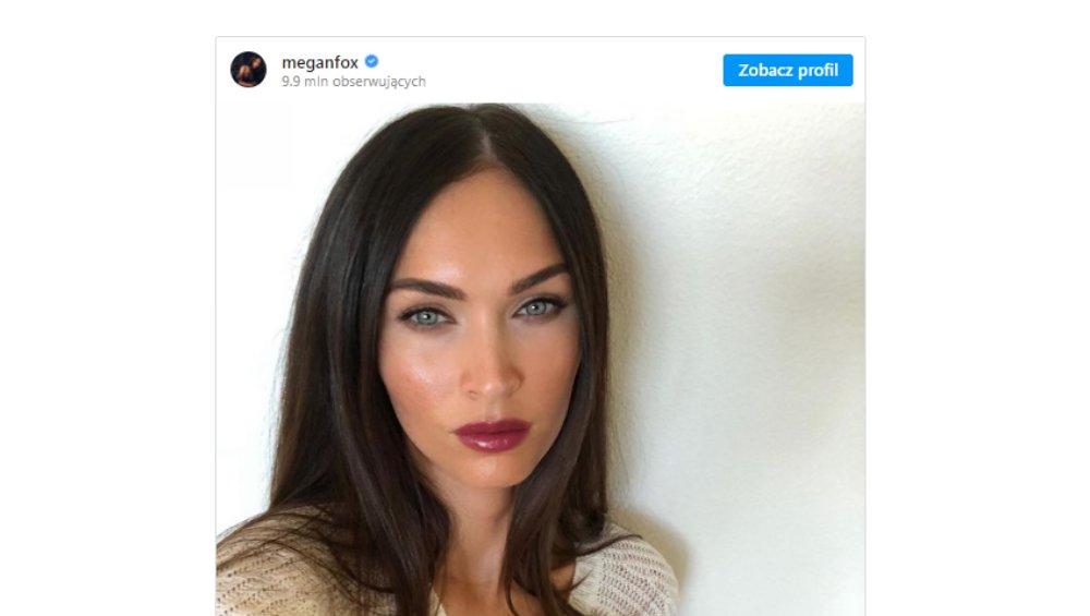 Megan Fox rozwodzi się z mężem. Byli razem 10 lat