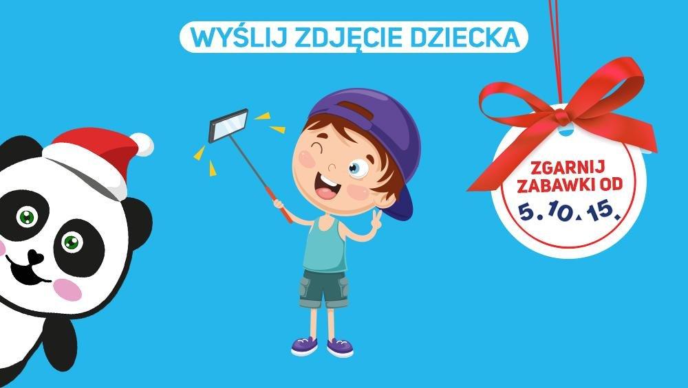 TWOJE DZIECKO GWIAZDĄ 4FUN KIDS - świąteczna edycja