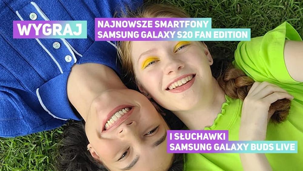 Konkurs 4FUN.TV x SAMSUNG: wygraj najnowsze smartfony i słuchawki z serii Galaxy