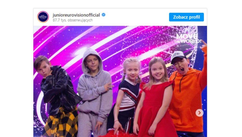 Eurowizja Junior 2020: wiemy kto wygrał! [WYNIKI]