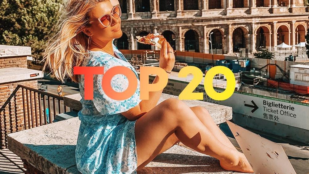 Agnieszka Siemianów przejmuje TOP 20!