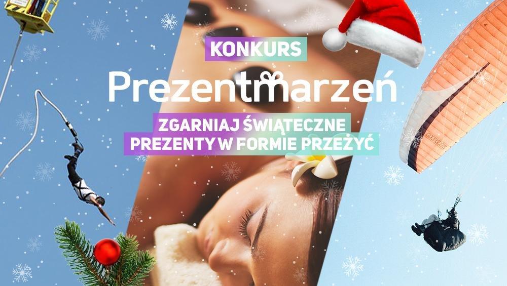 Wygraj świąteczny Prezent Marzeń!