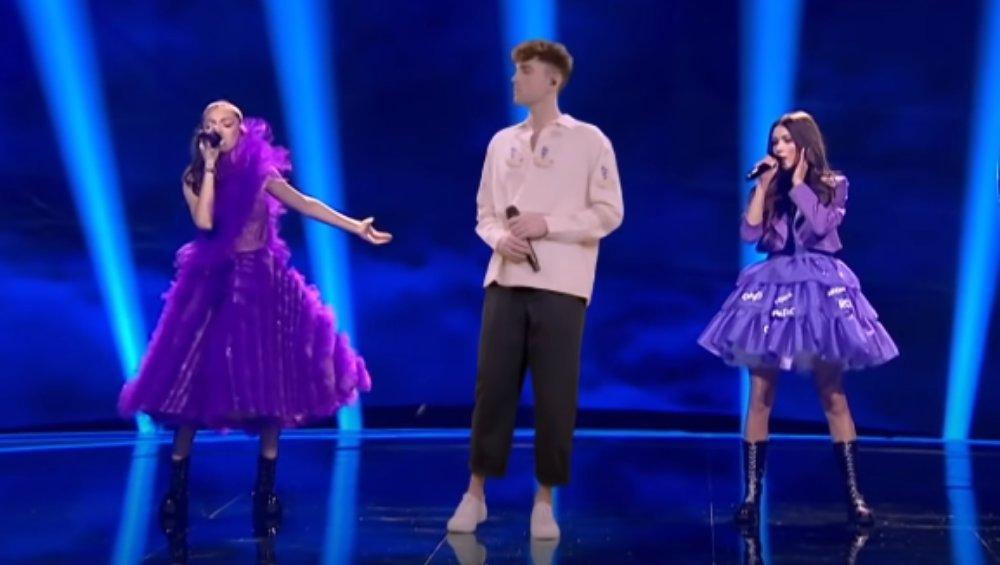 """Viki Gabor, Roxie Węgiel i Duncan Laurence śpiewają Arcade! """"Po prostu perfekcyjnie"""""""