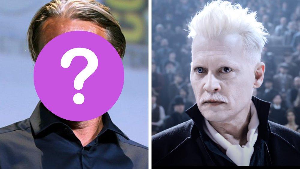 Fantastyczne Zwierzęta 3: TEN aktor zastąpi Johnnego Deppa?