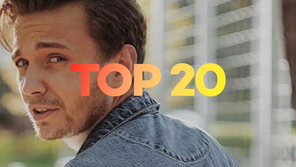 Michał Sieńkowski przejmuje TOP 20!