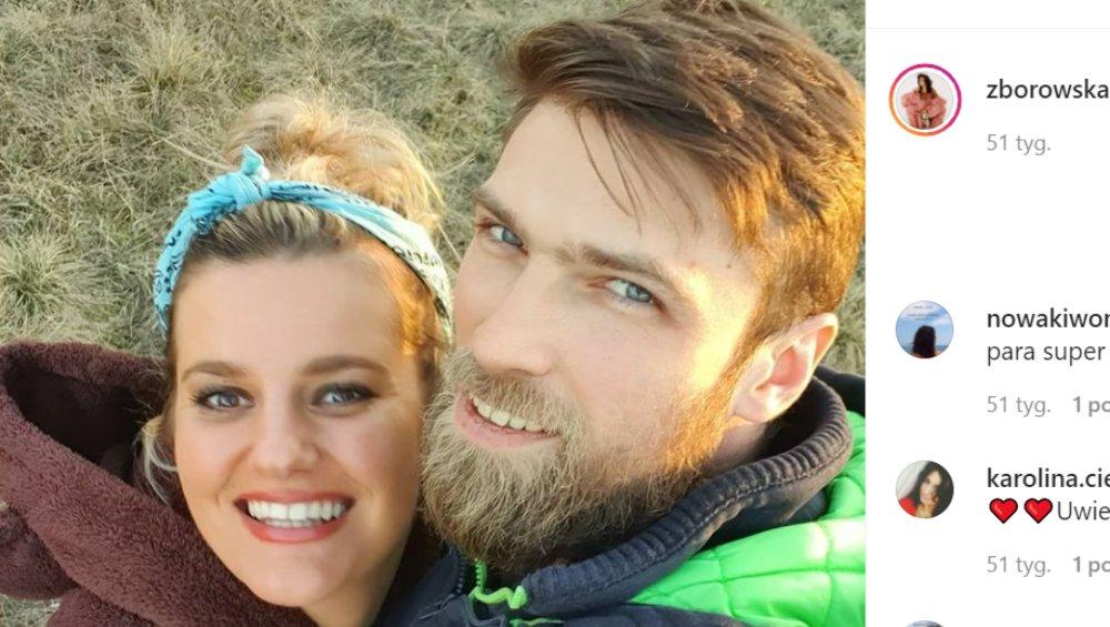 Zofia Zborowska jest w ciąży! Ona i Andrzej Wrona zostaną rodzicami