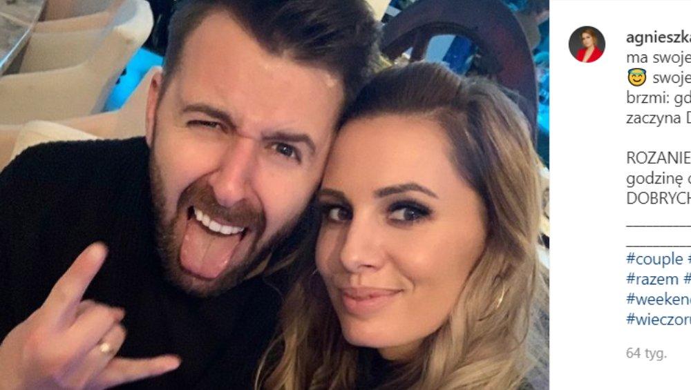 Agnieszka i Grzegorz Hyży znikają z social mediów! Kto jeszcze?