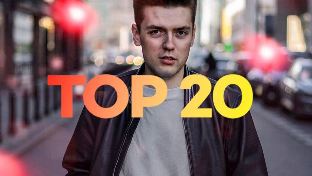 Przemek Bylina przejmuje TOP 20!