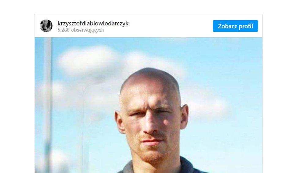 """Krzysztof """"Diablo"""" Włodarczyk w więzieniu! Co się stało?"""