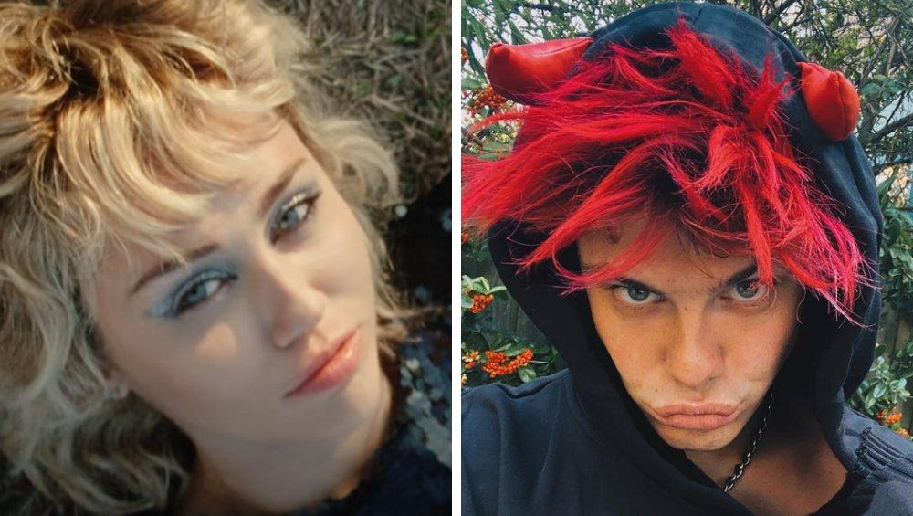 Miley Cyrus i Yungblud SĄ PARĄ?! Przyłapano ich na imprezie