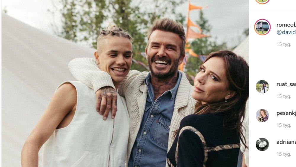 Romeo Beckham na okładce Vogue! Syn Victorii i Davida zrobi karierę w modelingu?