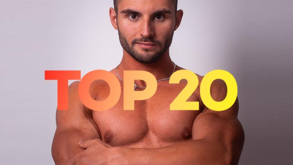 Adrian Cios przejmuje TOP 20!
