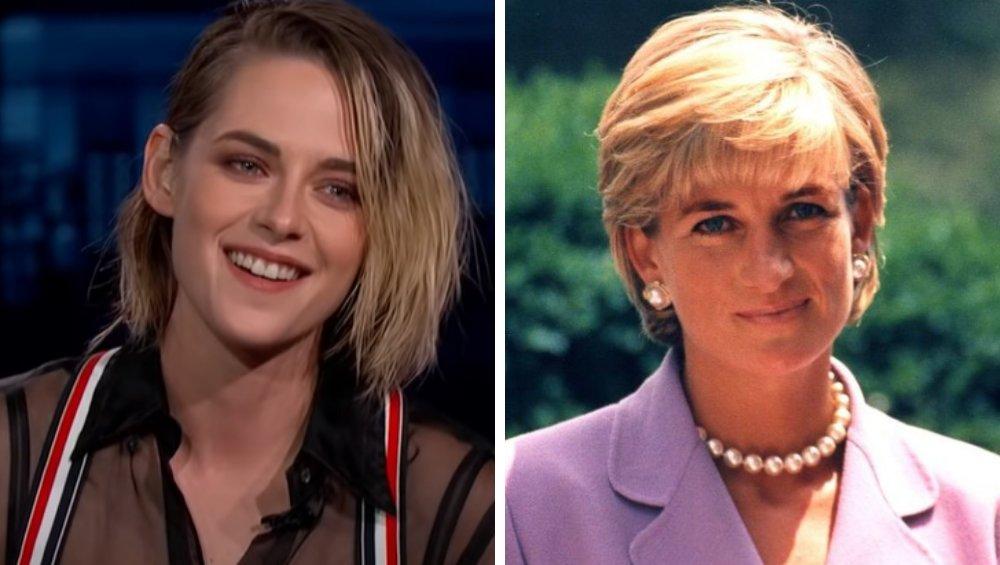 Kristen Stewart jako księżna Diana! Jest zdjęcie z planu filmu