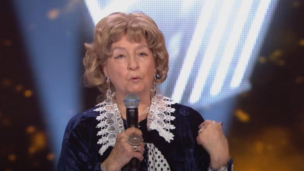 Danuta Krasnodębska najstarszą uczestniczką programu wokalnego na świecie! Zostanie gwiazdą?