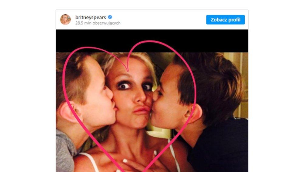 Britney Spears pokazała synów. Jak dziś wyglądają Sean i Jayden?