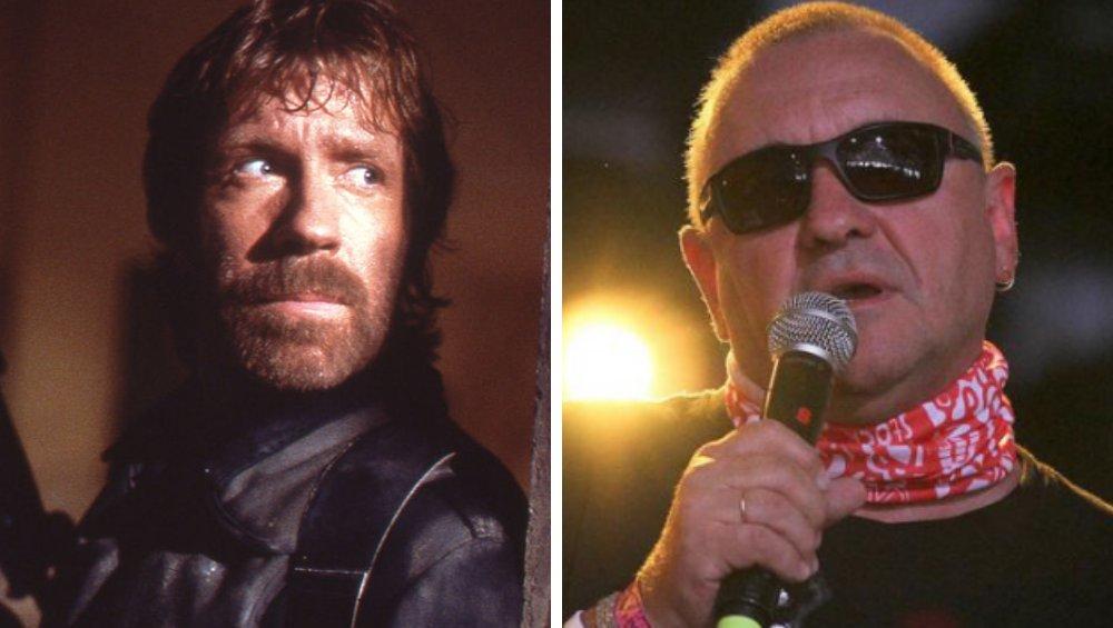 Chuck Norris nagrał film dla Jurka Owsiaka! 'Strażnik Teksasu' wspiera WOŚP