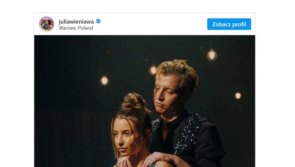 Julia Wieniawa i Maciej Musiałowski w duecie! Posłuchaj 'Zabierz tę miłość'