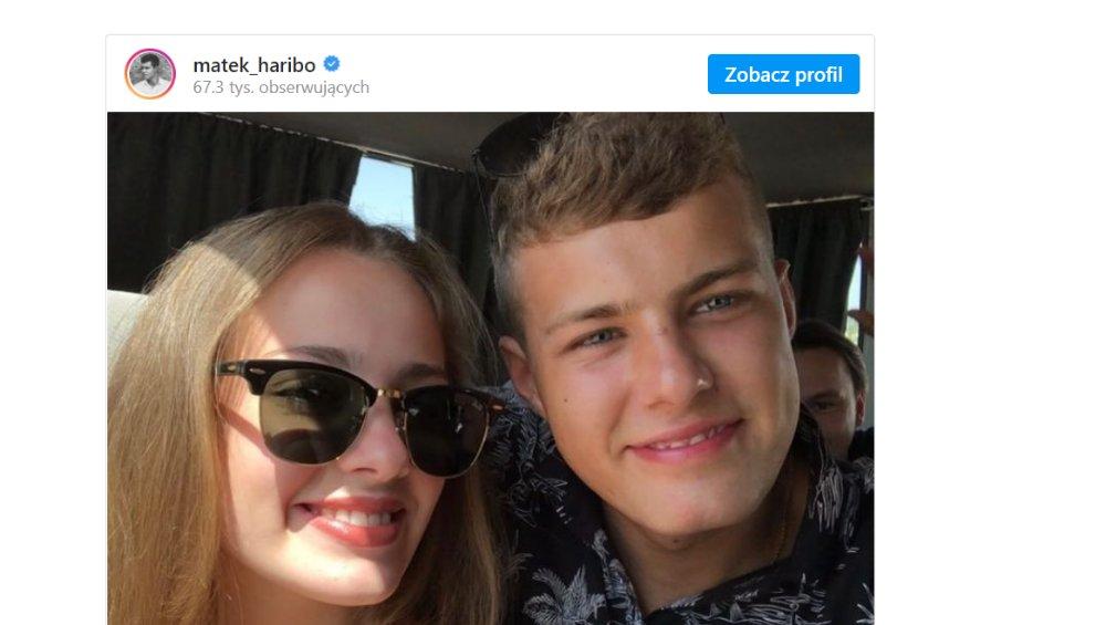 Brat Wiktorii Gąsiewskiej w FAME MMA 10! Z kim walczy Mateusz Gąsiewski?