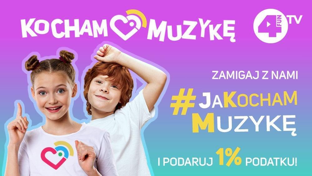#JaKochamMuzykę - dołącz do akcji i zamigaj z nami dla dzieci głuchych i niedosłyszących!