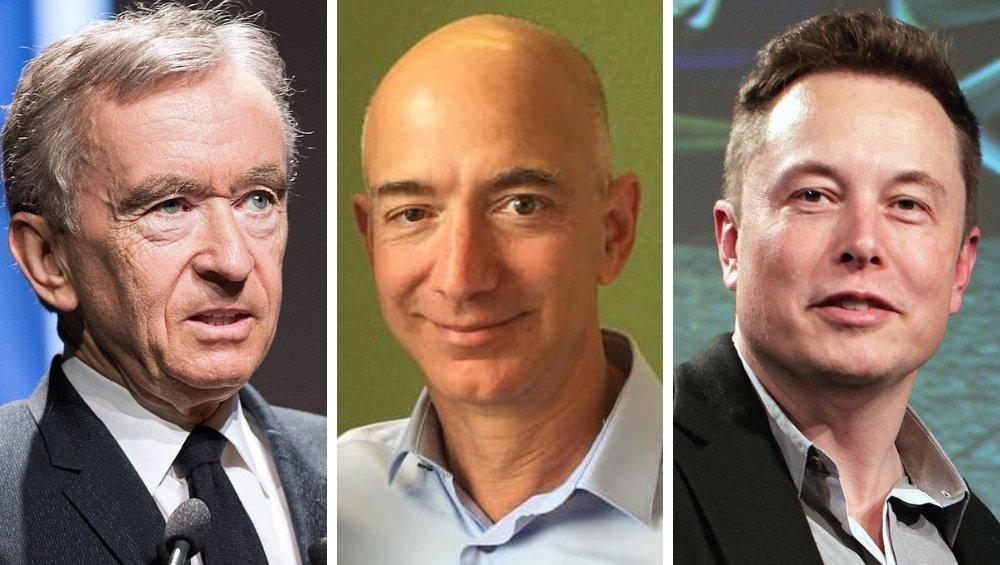 Najbogatsi ludzie świata 2021: Polacy na liście