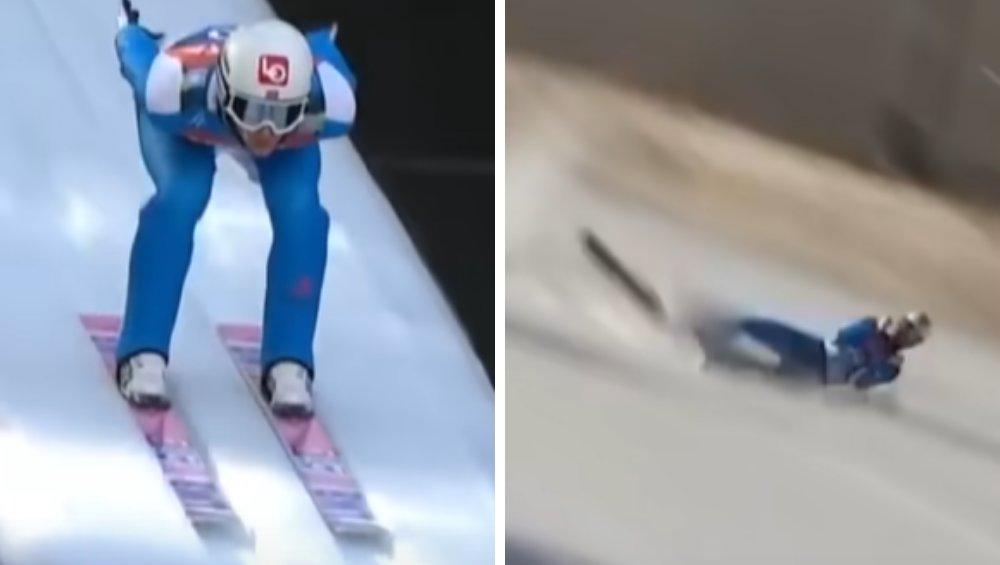 Poważny upadek skoczka narciarskiego. Daniel-Andre Tande wybudzony ze śpiączki