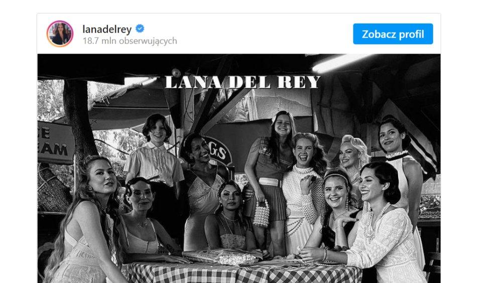 Lana Del Rey: nowa płyta Chemtrails Over The Country Club już jest! [TRACKLISTA]
