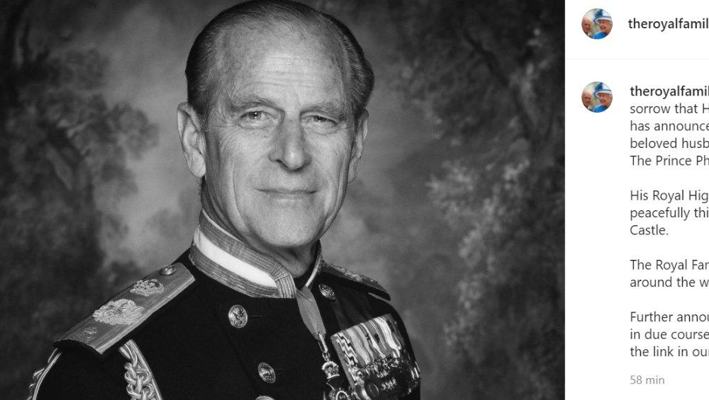 Książę Filip nie żyje. Pałac Buckingham wydał komunikat